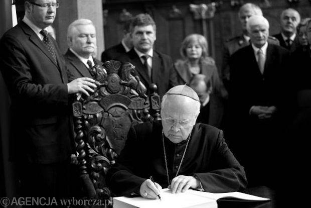 Abp. Tadeusz Gocłowski nie żyje