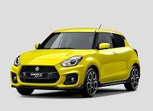 Pierwsze zdjęcie Suzuki Swift Sport. Premiera na jesieni