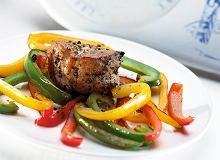 Stek w kruszonym pieprzu - ugotuj