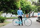 Student PG produkuje tr�jmiejskie rowery. Gda�sk, Sopot i Gdynia maj� by� znane w ca�ej Polsce