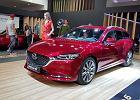 Mazda na Poznań Motors Show 2018 - premiera nowej Mazdy 6