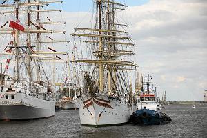Najpiękniejsze żaglowce świata w Szczecinie. Ostatnie przygotowania do The Tall Ships Races