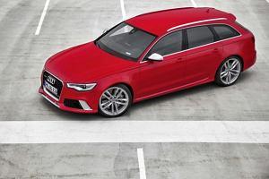 Audi RS6 Avant od 499 280 zł