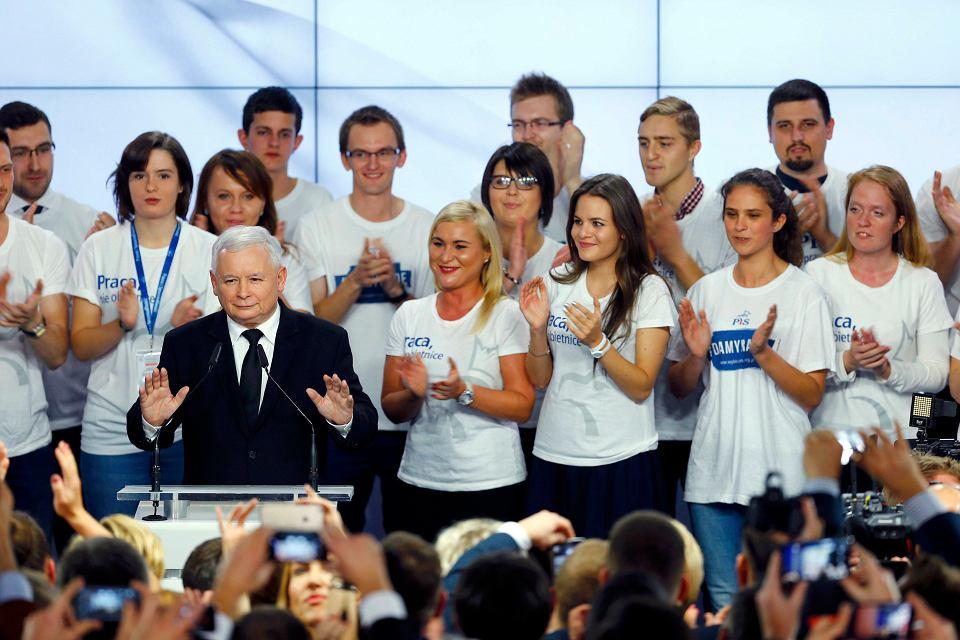 Zdjęcie numer 3 w galerii - Władza w rękach PiS. Od listopada prezes Kaczyński bierze pełną odpowiedzialność za kraj