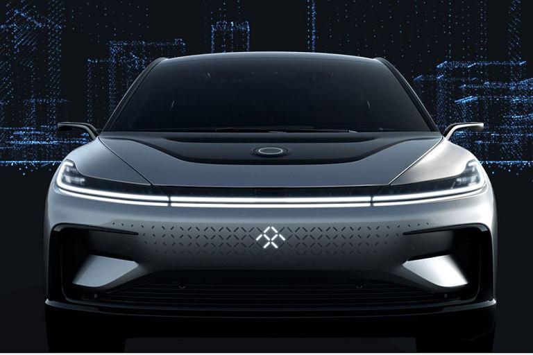 FF91 - pierwszy samochód Faraday Future. Czy wyjedzie kiedyś na drogi?