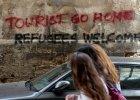 Graffiti w Palma de Mallorca, stolicy hiszpańskiej wyspy Majorka