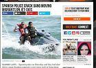 Breitbart News szukał nielegalnego migranta, znalazł... Lukasa Podolskiego