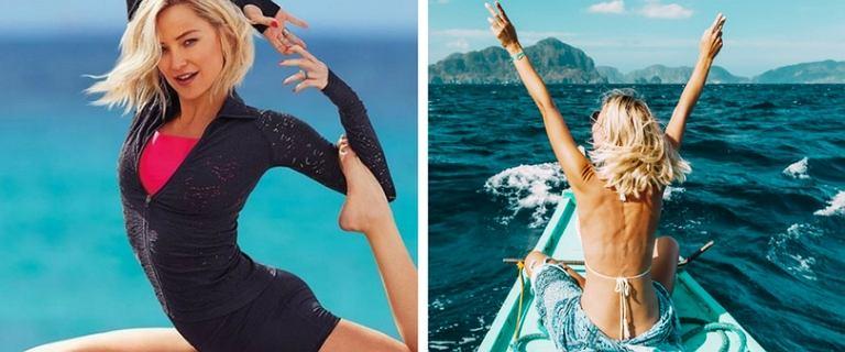 Chcesz mieć boskie ciało jak Kate Hudson? Wprowadź w życie te 7 zasad i aktywności