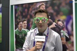 Euro 2016. Analityk Irlandczyków: Dla nas to lepiej, że broni Szczęsny