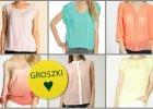 Pastelowe bluzki do 100 z� - ponad 80 propozycji na wiosn� i lato