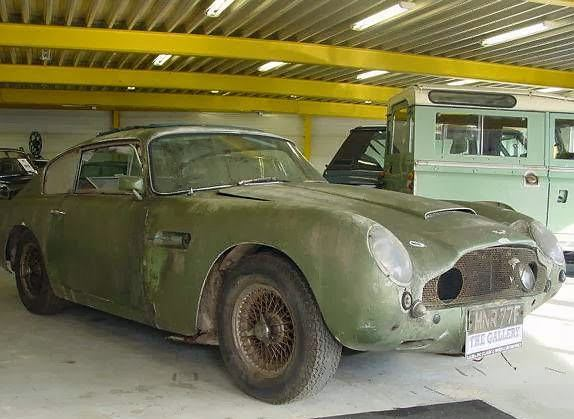 Aston Martin DB5 Zagato