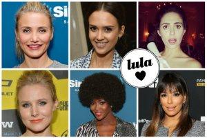 Wiosenne stylizacje gwiazd: Naj�adniejsze makija�e i fryzury z ostatnich dni