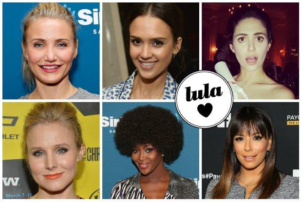 Wiosenne stylizacje gwiazd: Najładniejsze makijaże i fryzury z ostatnich dni