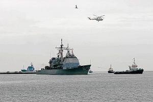 Zaczyna si� odbudowa floty wojennej RP. 900 mln z� rocznie na okr�ty