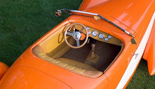 Deco Rides Boattail Speedster