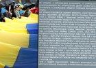 Związek Ludności Narodowości Śląskiej pisze do Rosji: Nie kierujcie rakiet w naszą stronę