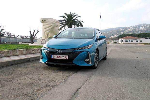 Toyota Prius Plug-in | Pierwsza jazda | Tylko krok do 5. generacji