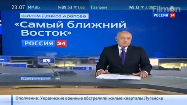 Szlaban dla kremlowskiej propagandy. Mo�dawia zakazuje telewizji Rossija 24