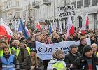 Maszerowali�my przeciw krajobrazowi Polski: z�owrogiemu, przykremu i smutnemu