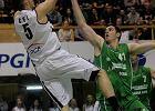 Koszykarze Turowa dostali mocno w kość. Opacak trafił do szpitala