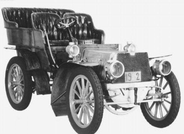 A.L.F.A 24 HP z 1911 roku