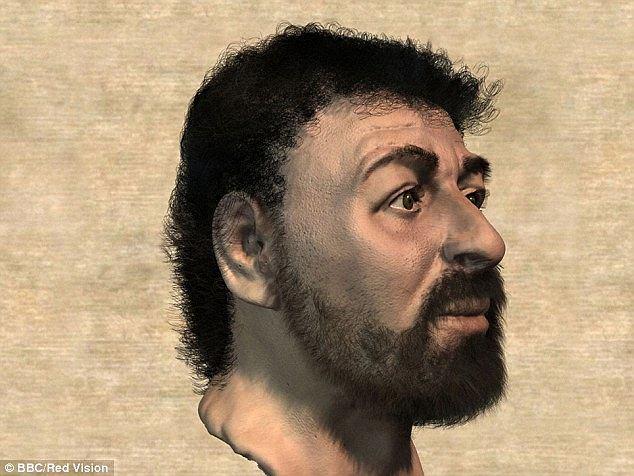 2c33693344 Tak wyglądał Jezus Chrystus