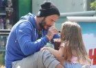 David Beckham z okazji urodzin Harper pokaza� rozczulaj�ce zdj�cie. I ten wpis... Rozp�ywamy si�!