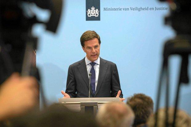 Premier Holandii: Putin ma ostatni� szans� pokazania, �e chce pom�c