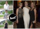 Kate Moss, Cate Blanchett, Emma Watson, Margot Robbie i inne gwiazdy na uroczystej kolacji u księcia Williama