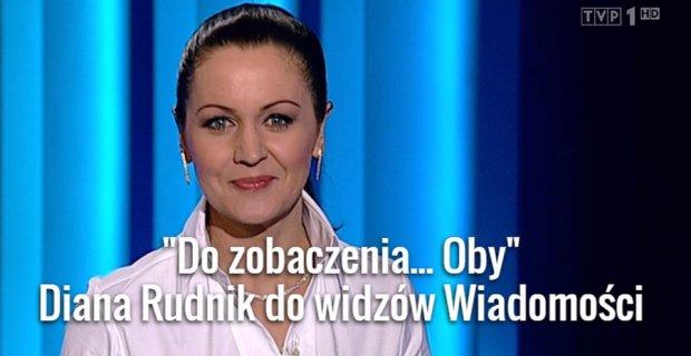 Diana Rudnik, Wiadomo�ci 1 stycznia 2015