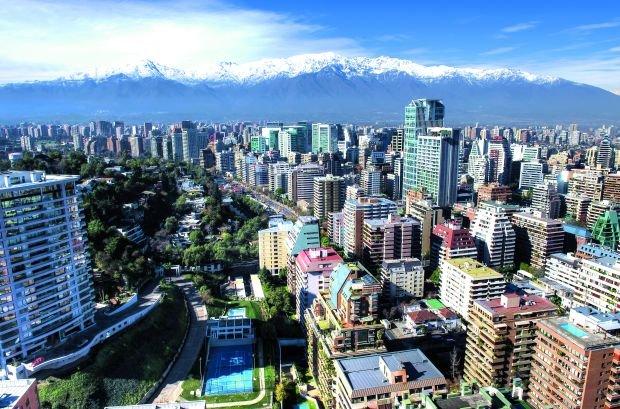 Podróż do Chile: Barcelona pod Andami