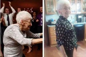 85-latka miała plecy w strasznym stanie. Wyleczyła się bez lekarzy w dwa miesiące. Sprawdź jak