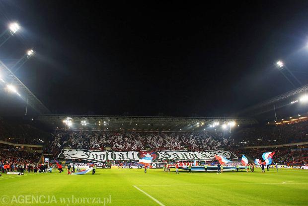 Mecz Wisła Kraków - Lech Poznań 0:0