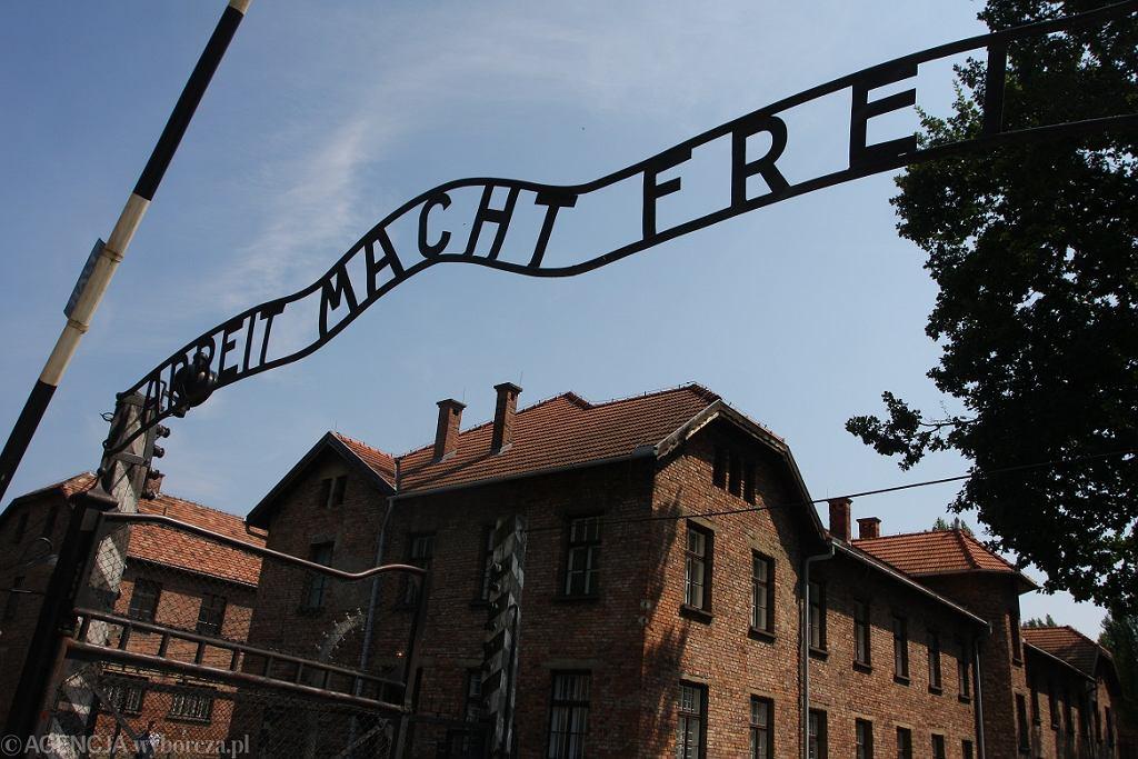 Muzeum Auschwitz