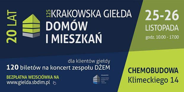 125 Krakowska Giełda Domów i Mieszkań