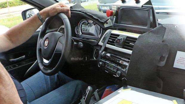 Prototypy | BMW Serii 3 | Zupe�nie nowe wn�trze