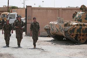 Cudze rachunki zapłacą Kurdowie
