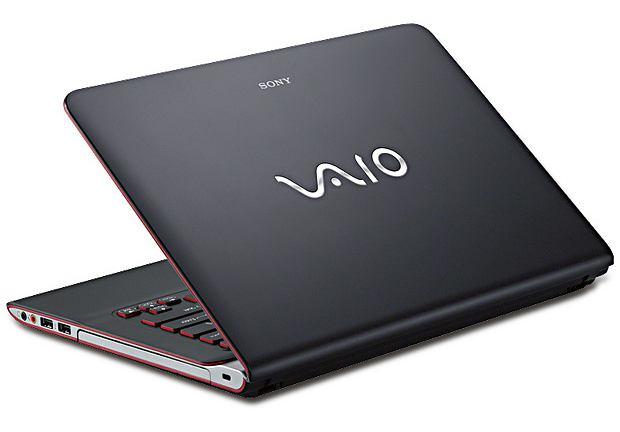 Laptop obsługiwany gestami: Sony Vaio E 14P