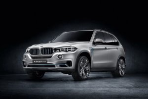 Salon Frankfurt 2013 | BMW X5 eDrive