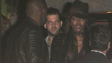 Idris Elba i Naomi Campbell