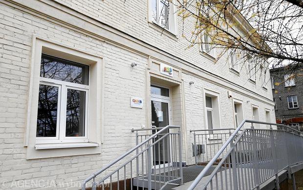 Siedziba fundacji Arka na Szmulowiźnie, której sponsorem jest Lukas Podolski