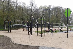 Park na Zdrowiu. Nowe centrum rekreacyjne już otwarte