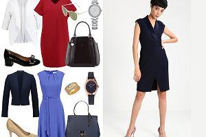 Sukienki do pracy na jesień na różne sylwetki [Stylizacje]