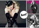Madonna pokazuje nagie piersi i przyjmuje wyuzdane pozy. Czy�by ikona popkultury desperacko walczy�a oo uwag�...?