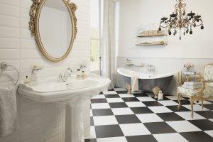 Łazienka jak salon. Jak ją urządzić?