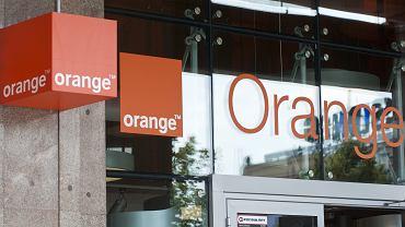 Salon firmowy Orange Polska