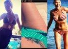 Te gwiazdy chcia�y pochwali� si� swoim cia�em w bikini, ale nie spodziewa�y si�, �e...