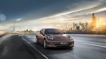 Porsche Panamera Platinum