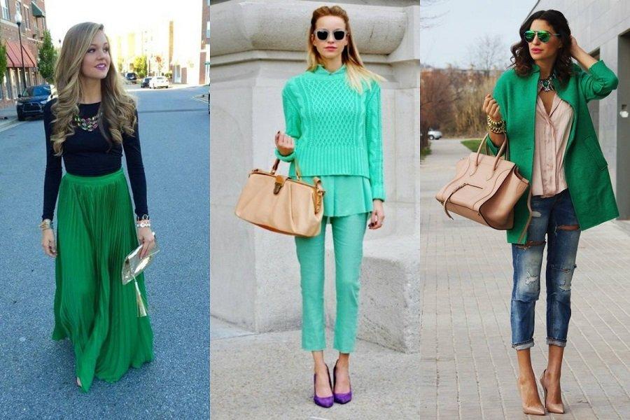 69c2ac3f75 Zielone ubrania na wiosnę - odkryj najpiękniejsze modele