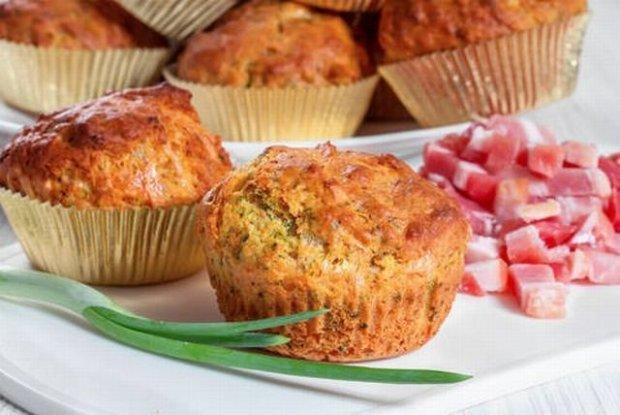 Dietetyczne przepisy na muffiny